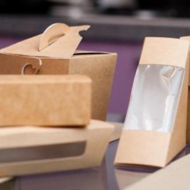 Упаковка в ЭКО стиле