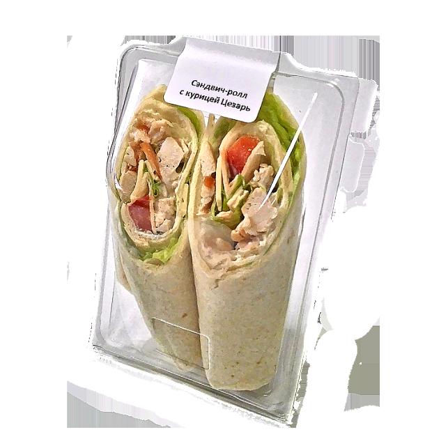 Сэндвич-роллы