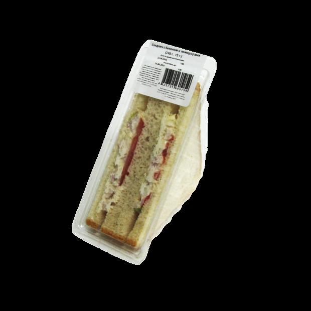 Сэндвичи без цветной этикетки